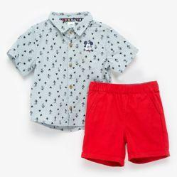 STD CHARACTERS. Conjunto Camisa + Short e6672bfac2e
