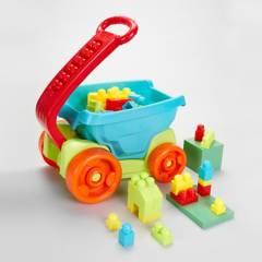 BUILD ME UP MAXI - Wagon Con Bloques