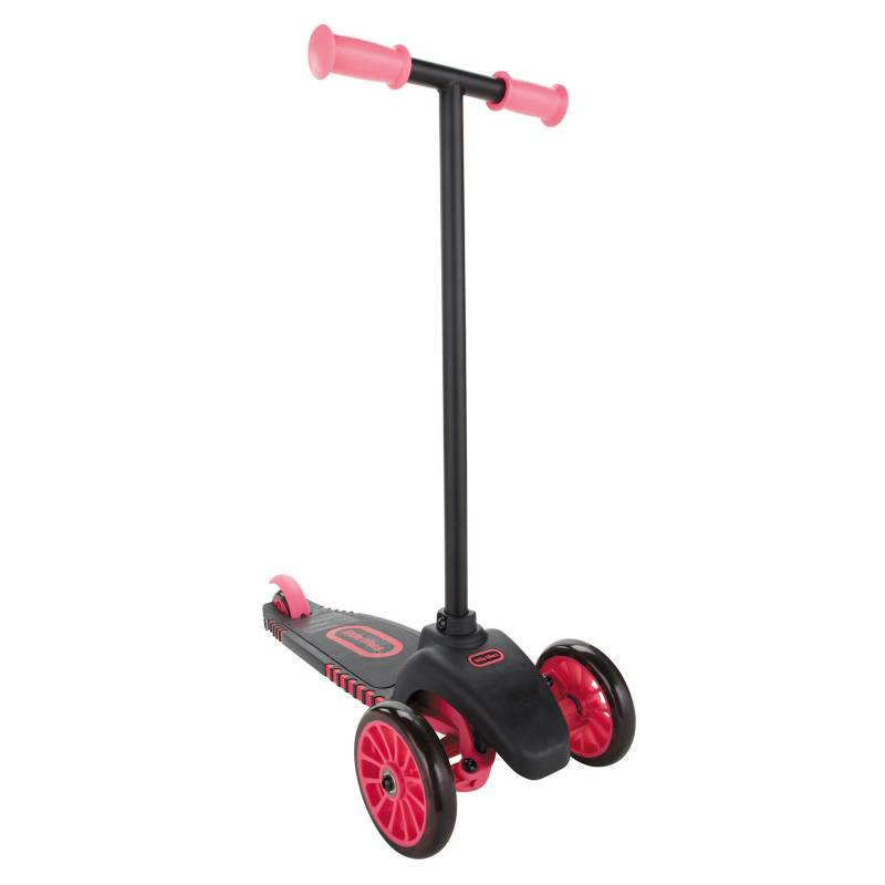 LITTLE TIKES - Scooter Tri Rosado