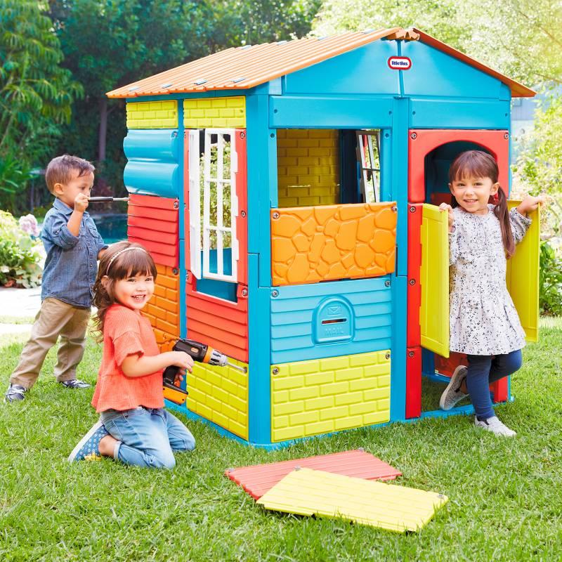 LITTLE TIKES - Casa para Construir