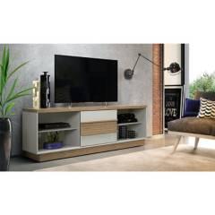 """BASEMENT HOME - Mesa de TV 65"""" Canoas"""