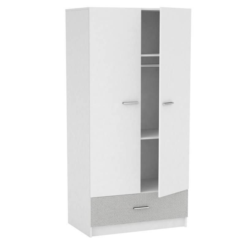 DEMEYERE - Closet Kilian 2 Puertas 1 Cajón