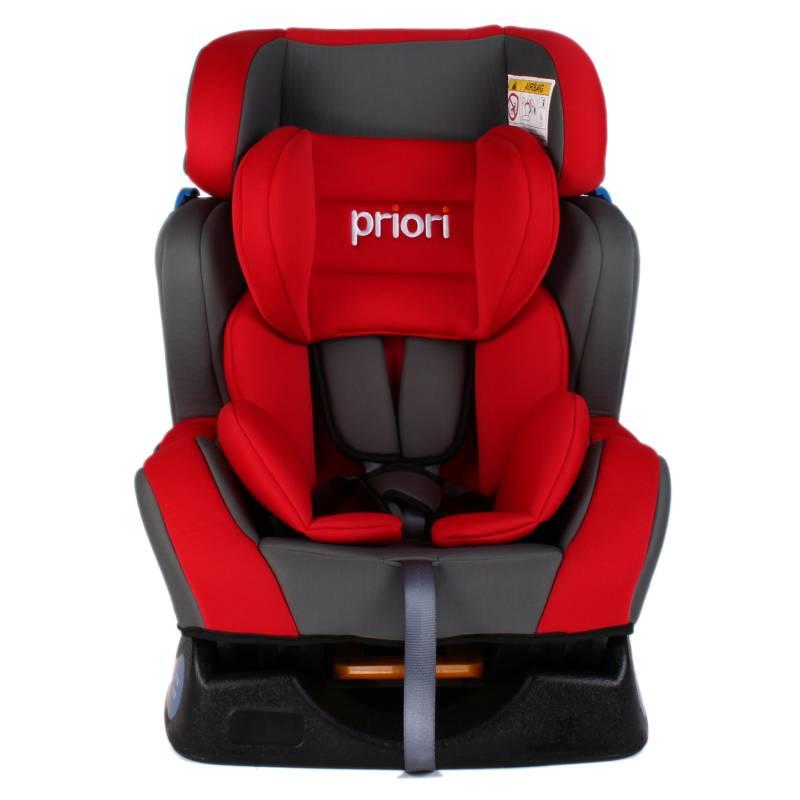 PRIORI - Silla De Auto Londres Gris Rojo
