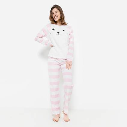 0c315e4511ee Comparar. img. 55% · SYBILLA. Pijama Polar Ani