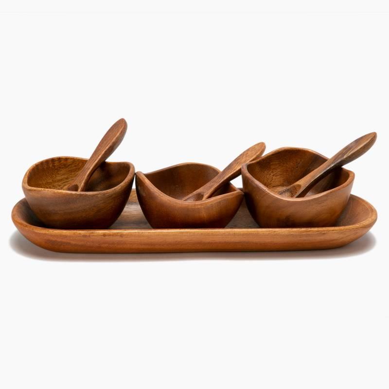 BASEMENT HOME - Set x3 Bowls Condimentos