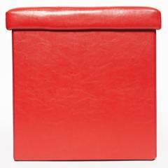 MICA - Pouff Rojo