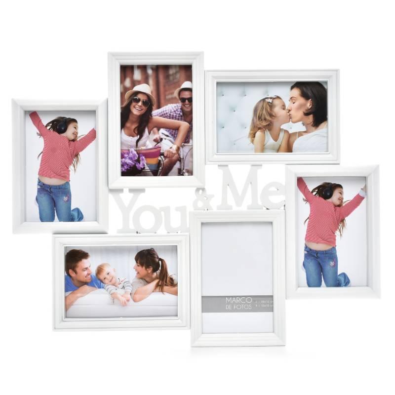MICA - Marco de Fotos 46 cm x 36 cm