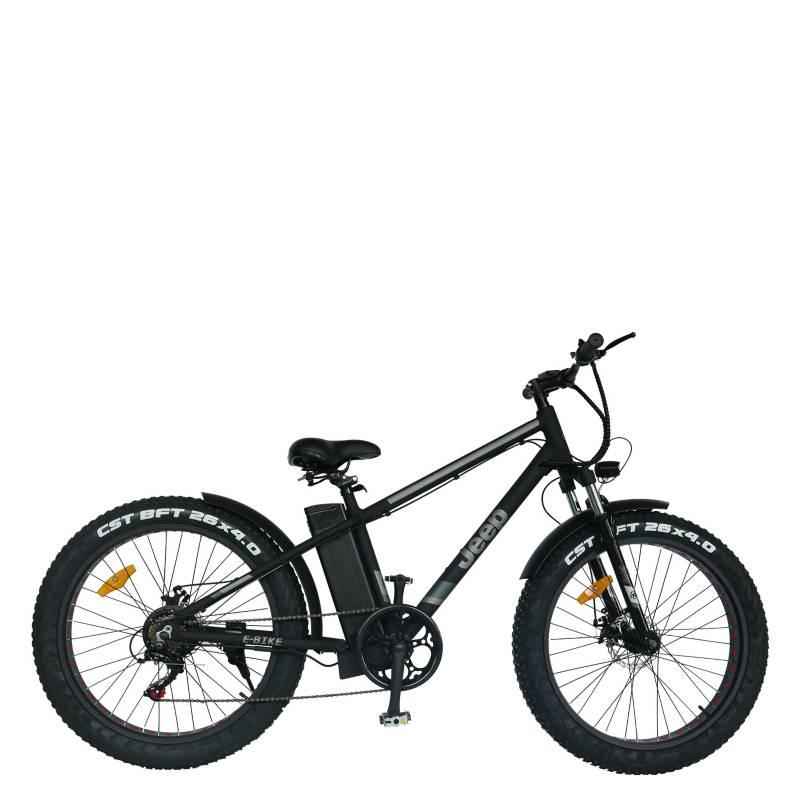 JEEP - Bicicleta Eléctrica