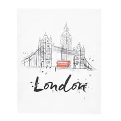 Canvas 40x50 cm Londres