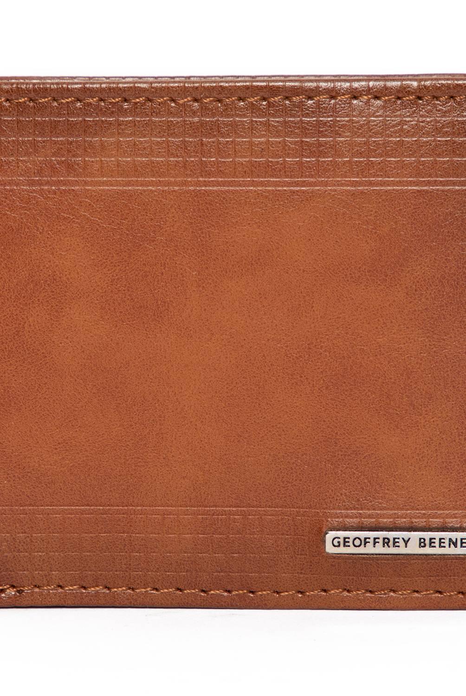 GEOFFREY BEENE - Billetera de Cuero Hombre