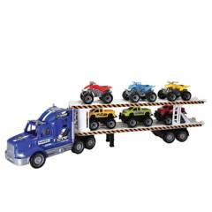 POWCO - Vehiculo de Juguete Camión Transportador