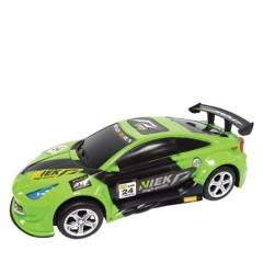 POWCO - Auto Deportivo 45 cm Verde
