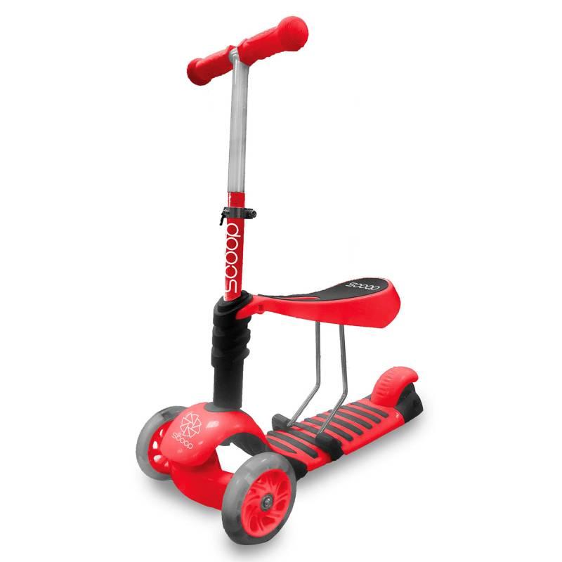 SCOOP - Scooter Para Niños 2 En 1