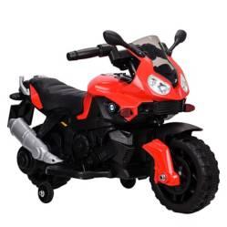 SCOOP - Moto a Batería Roja 6V