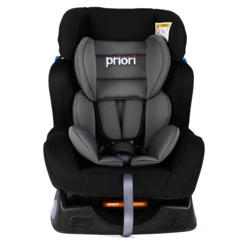 PRIORI - Silla De Auto Negro