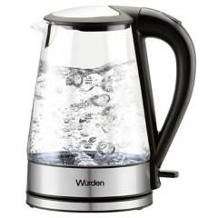 WURDEN - Hervidor eléctrico 1.7L WKE-GLASS100