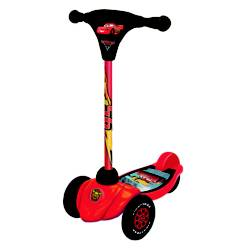 KIDDIELAND - Scooter con luces y sonido rayo mcqueen
