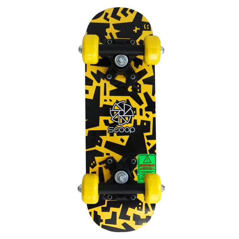 SCOOP - Skate Pequeño