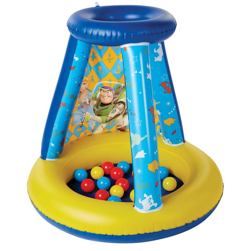 TOY STORY - Piscina Toy Story 4 + 15 Pelotas