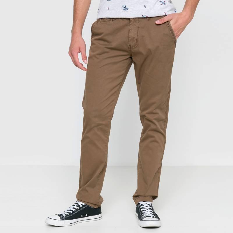 BEARCLIFF - Pantalón Relax Hombre