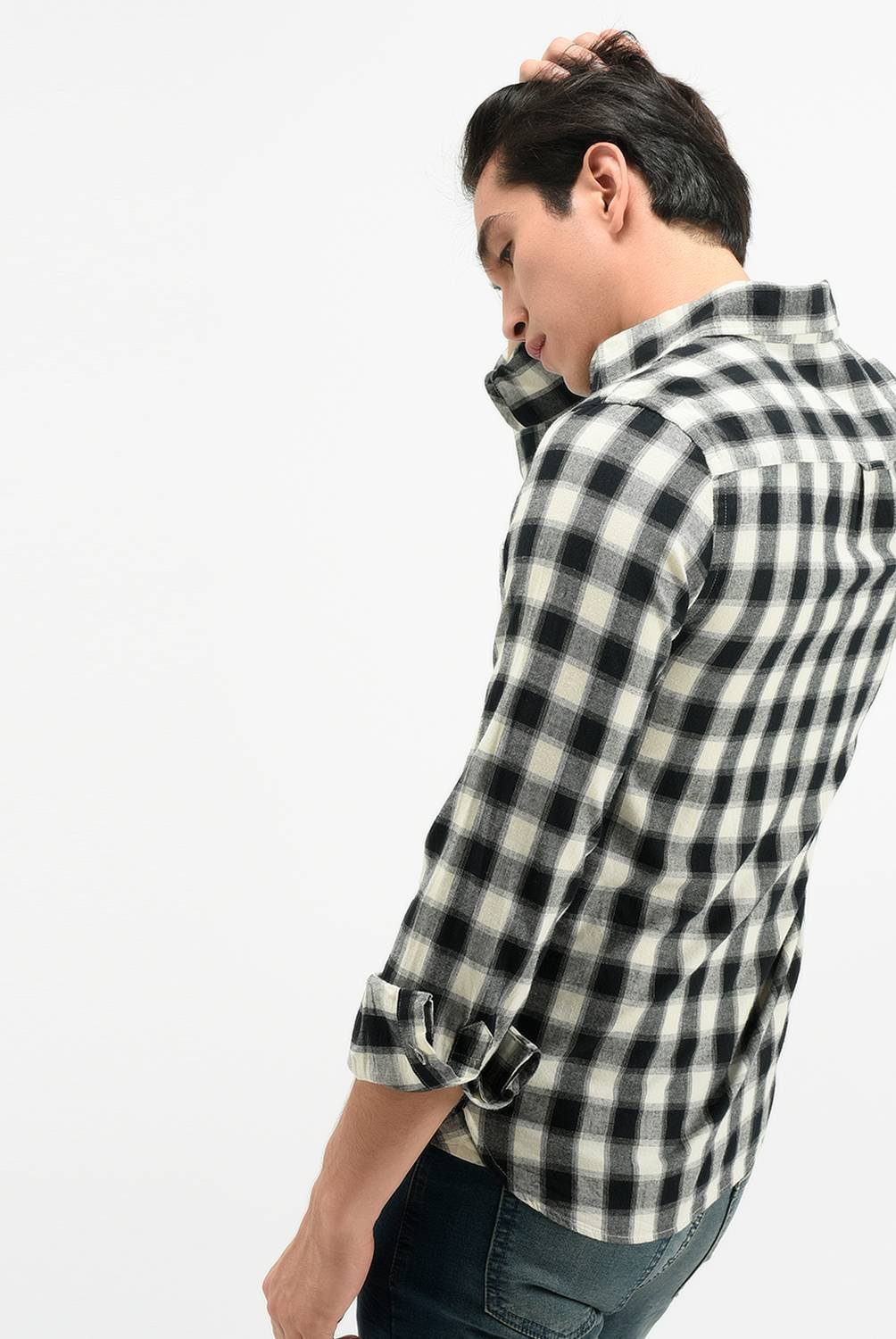 BEARCLIFF - Camisa Hombre
