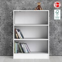 TVILUM - Librero Basic 2 Repisas Ancho