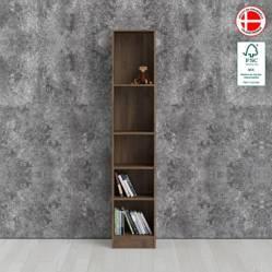 TVILUM - Librero Basic 4 Repisas