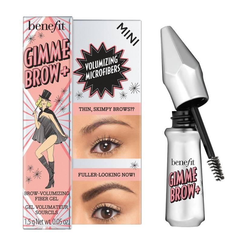 BENEFIT - Gel para cejas Mini Gimme Brow+