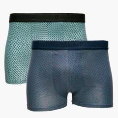 BASEMENT - Boxer Pack x2 Hombre