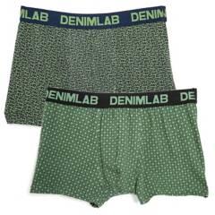 DENIMLAB - Boxer Pack x2 Hombre