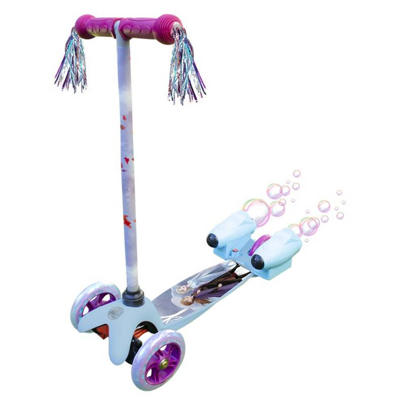 FROZEN - Scooter Frozen con Burbujas