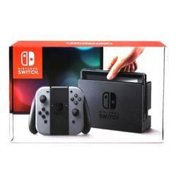 NINTENDO - Consola Nintendo Switch Gris