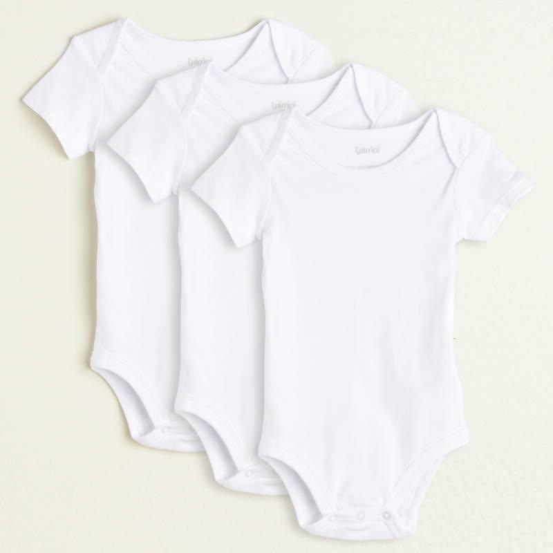 YAMP - Pack x3 Bodies Blancos