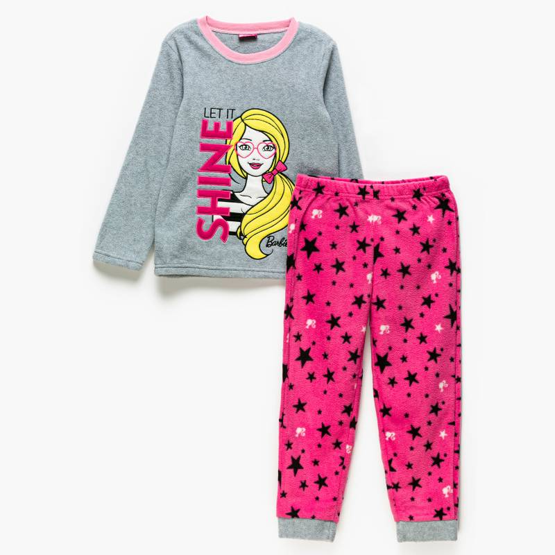 BARBIE - Pijama Polar Niña