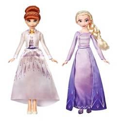 FROZEN - Pack de Hermanas Anna y Elsa