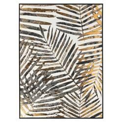 MICA - Canvas Hoja Dorado 100x140cm