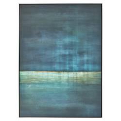 MICA - Canvas Azul 100x140cm
