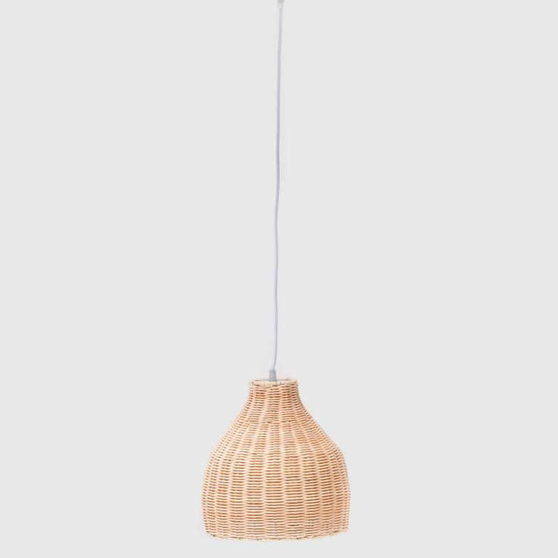 BASEMENT HOME - Lámpara Colgar Bamboo 27cm