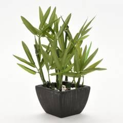 MICA - Planta Bambo  26 cm