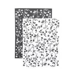 MICA - Set x2 Secadores Blanco y Negro
