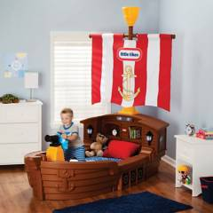 LITTLE TIKES - Cama Pirata