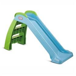 LITTLE TIKES - Resbaladera Azul Verde
