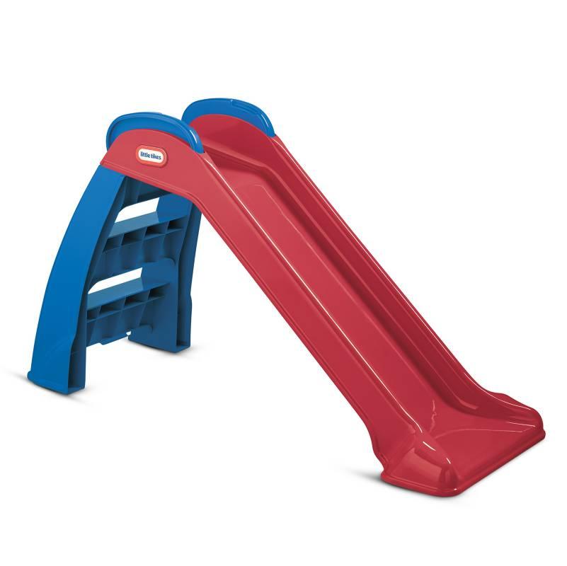 LITTLE TIKES - Resbaladera Azul Rojo