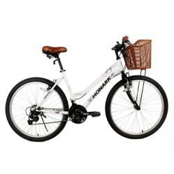 "Bicicleta Monark Lady Motion Aro 26"""