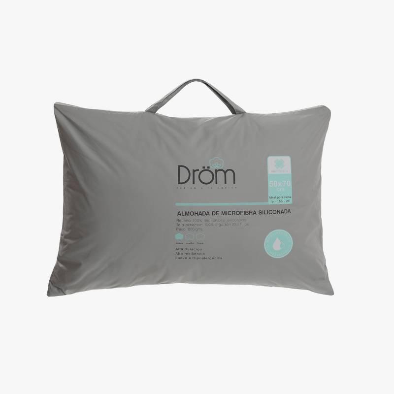 DRÖM - Almohada de Microfibra Siliconada Estándar 50x70cm