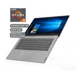 "LENOVO - Laptop IdeaPad S340 15.6"" 8GB RAM 512GB SSD"