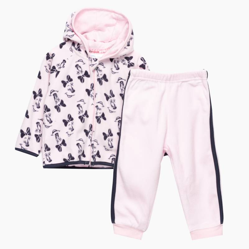 MINNIE - Conjunto Polar Bebé Niña