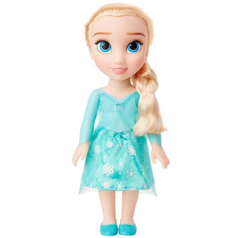FROZEN - Muñeca Super Value Elsa