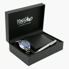 MOSSIMO - Reloj Metal H