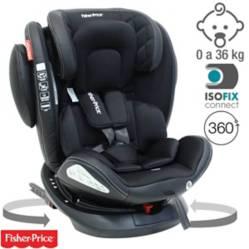 FISHER PRICE - Silla de Auto 360FX Negro